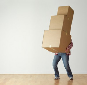 Tips for Packing Heavy Items, Tips for Packing Heavy Items