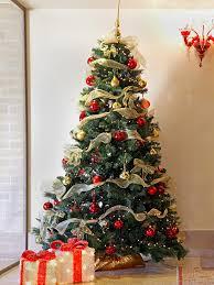 move christmas trees
