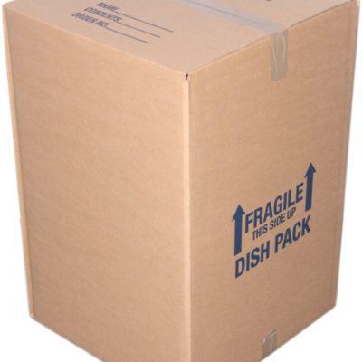 Dish Barrel Boxes