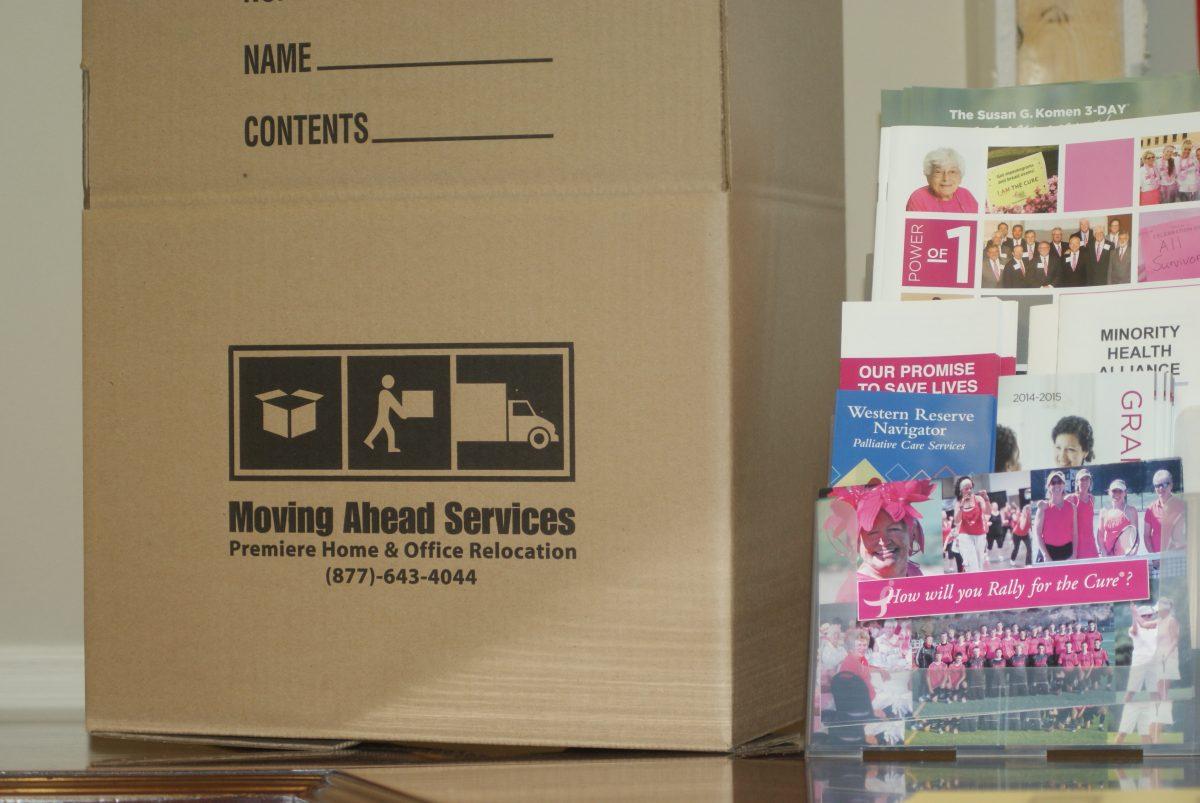 Moving checklists, Checklists
