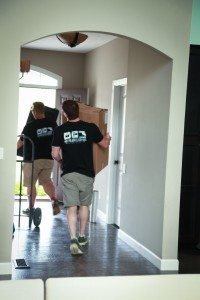 corporate moving services