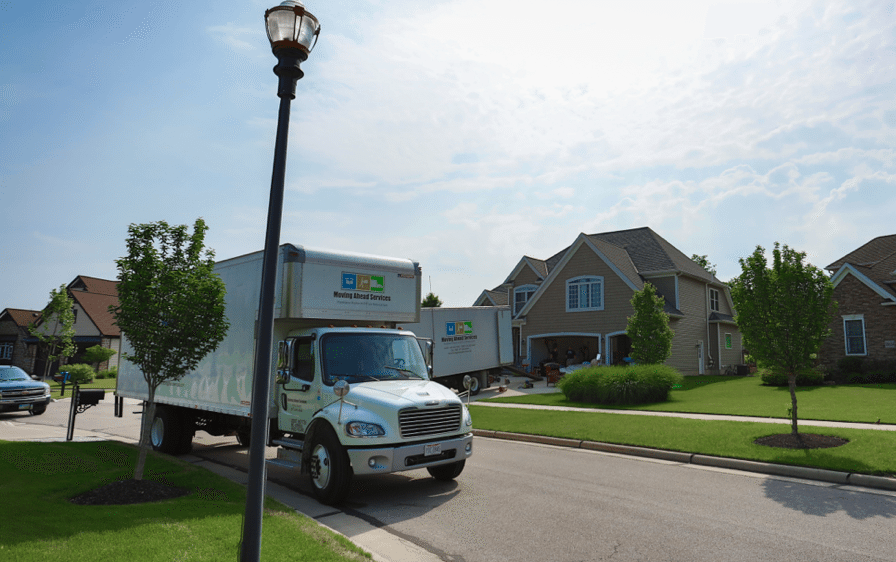 Choose Moving Ahead Services