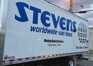 Stevens, It's Official! Moving Ahead Services is an Interstate Agent for Stevens Worldwide Van Lines
