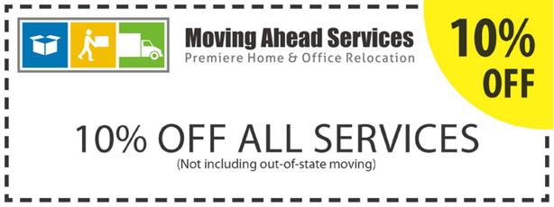Moving Customer Coupon, Moving Customer Coupon