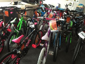 Bikes for Asas Angels