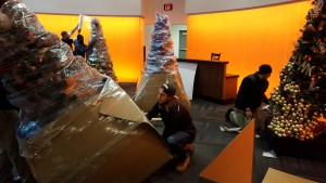 Packing the Trees