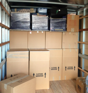 Pack a moving truck, How to Properly Pack a Moving Truck