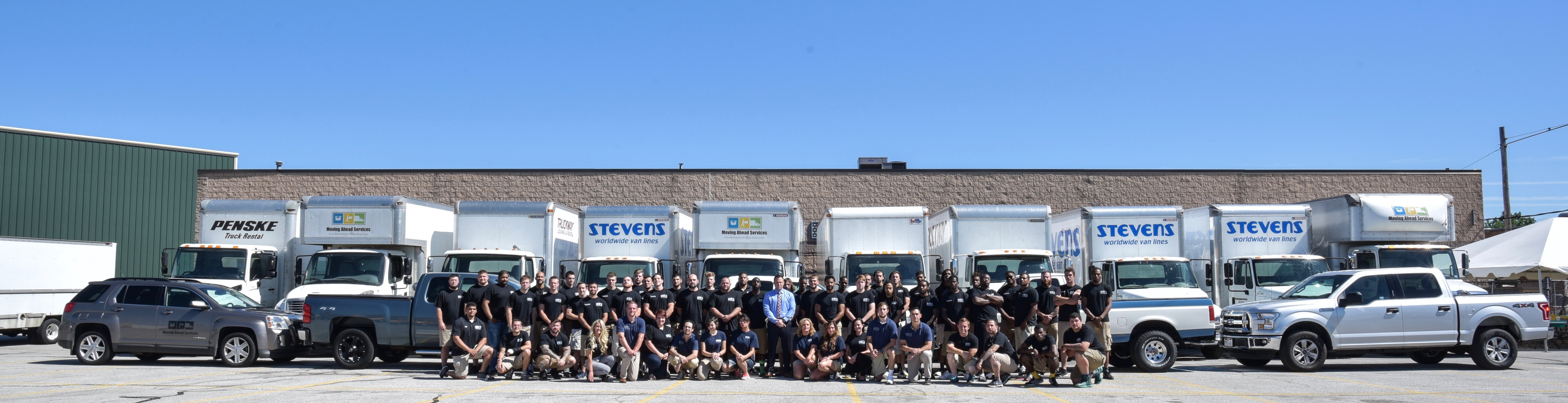 Moving Ahead Services team