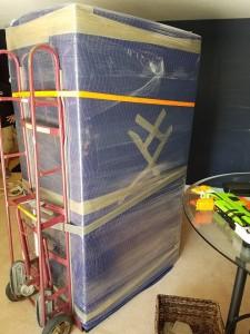 Moving a safe, Safe Movers Moving Safes