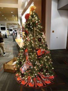 CLE Christmas Tree