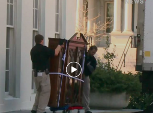 White House, Movers at the White House