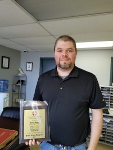 Mover of the month, Columbus Mover of the Month