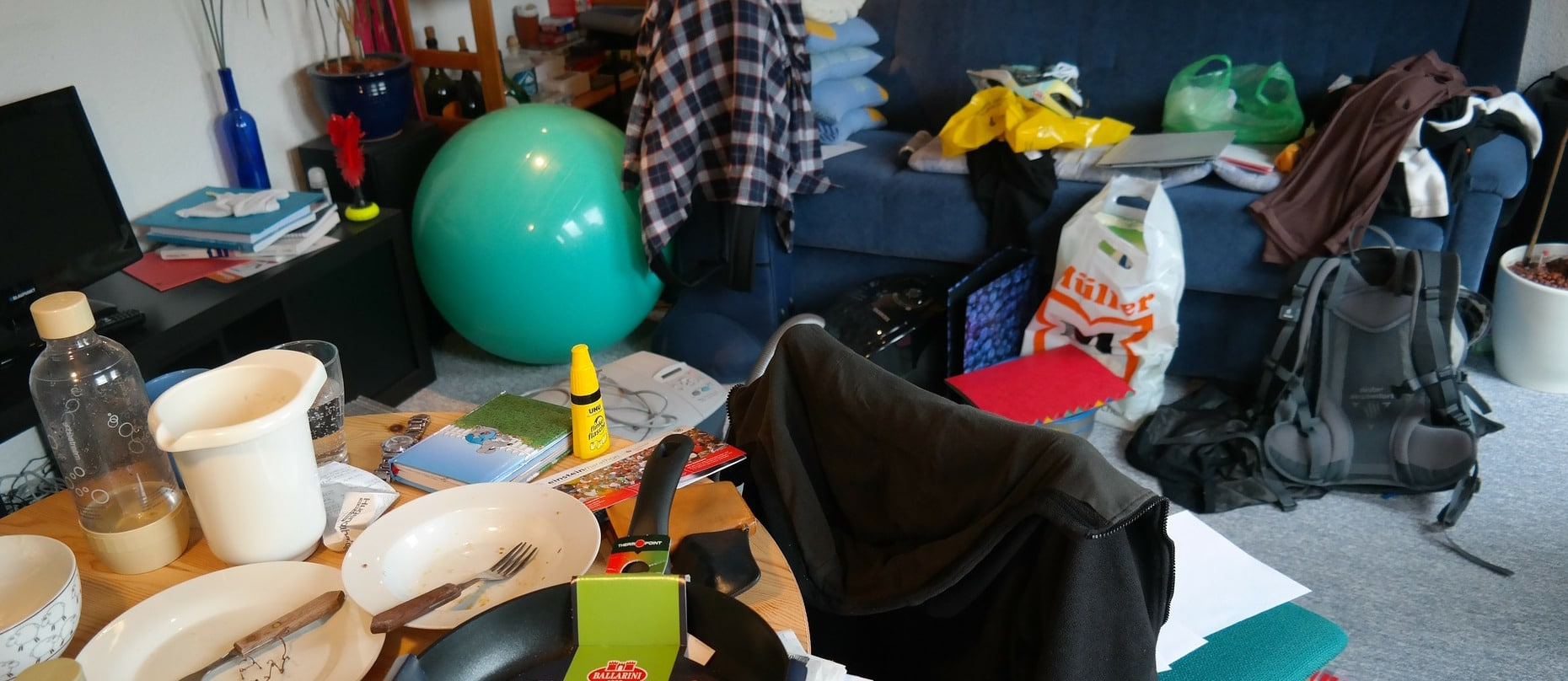 Moving a Hoarder