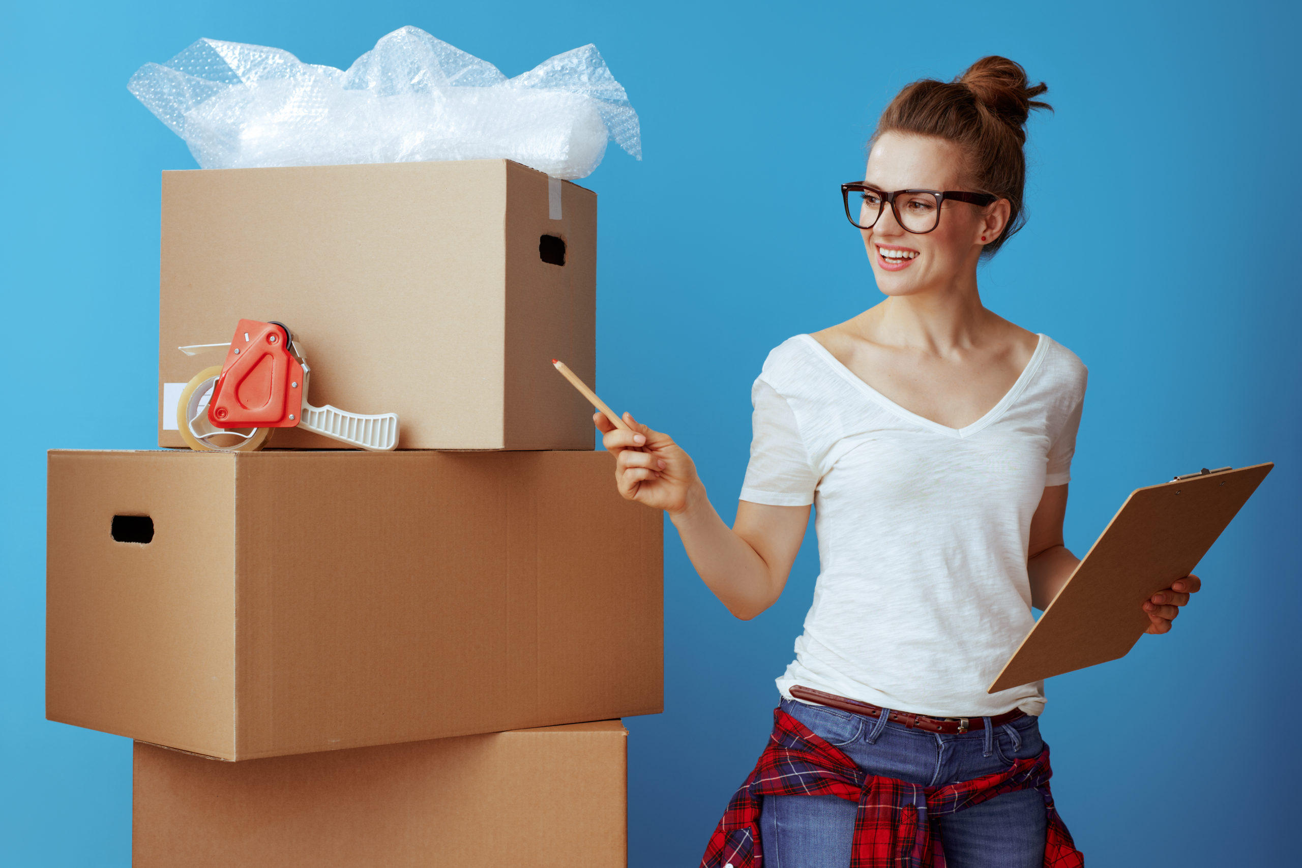 Planning Your Move, Getting Organized for Your Upcoming Move