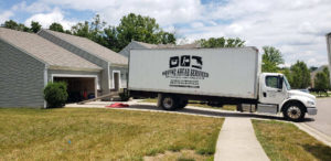 Cleveland Moving Company - Moving Ahead Services