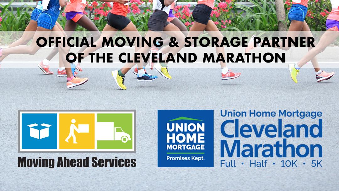 Official Moving & Storage Partner of the Cleveland Marathon