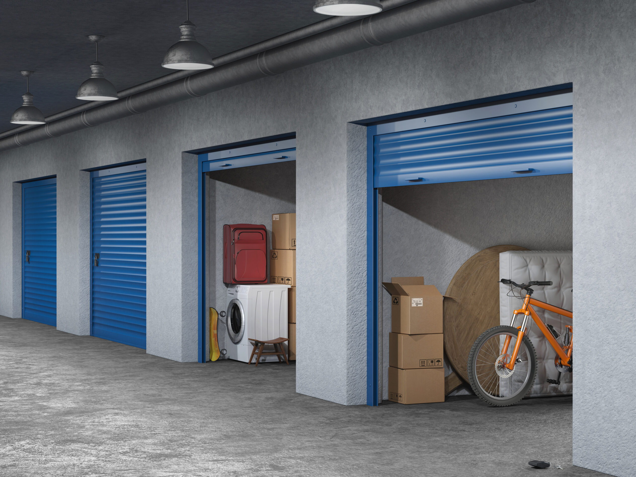 Self Storage Options Now Available